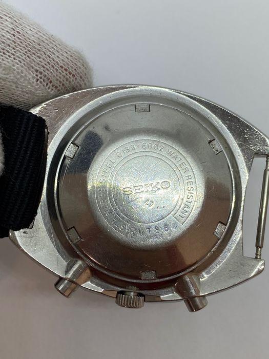 Seiko - Pogue vintage - 6139-6002 chronograph - Men - 1970-1979